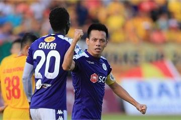 Bình Dương và Hà Nội dắt tay nhau vào bán kết Cup quốc gia 2019