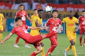 Xem lại tuyệt phẩm của Lê Văn Phú, bàn thắng đẹp nhất vòng 15 V.League