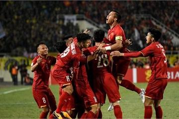 Danh sách 27 cầu thủ ĐTQG Việt Nam được triệu tập chuẩn bị cho trận đấu gặp Thái Lan