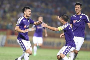 Lịch thi đấu V.League 2019 vòng 24: Hà Nội sớm vô địch sớm trên sân Vinh?