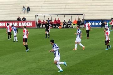 Văn Hậu làm được gì trong ngày ra sân thi đấu tại CLB SC Heerenveen?
