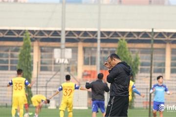 HLV Park Hang Seo đau đầu với chấn thương của Xuân Trường