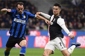"""Inter 1-2 Juventus: """"Quật ngã"""" pháo đài Giuseppe Meazza, Juventus trở lại ngôi đầu"""