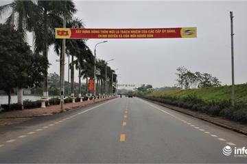 Huyện Tam Nông (Phú Thọ): Cùng người dân hoàn thành mục tiêu nông thôn mới