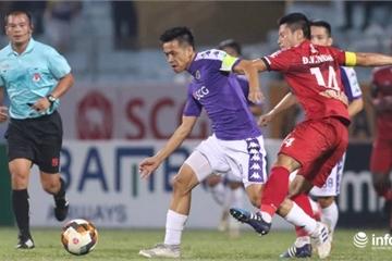 Đội trưởng Văn Quyết tỏa sáng, Hà Nội FC tiến gần hơn với danh hiệu Cúp Quốc Gia