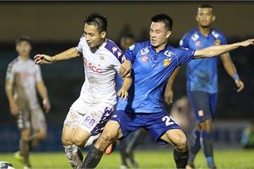 Đánh bại Quảng Nam, Hà Nội FC lần đầu tiên giành cúp Quốc gia
