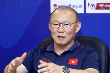 Liên đoàn bóng đá Việt Nam và HLV Park Hang-seo thống nhất gia hạn hợp đồng