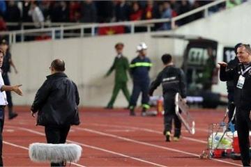 Trợ lý Thái Lan chính thức lên tiếng về hành động xúc phạm HLV Park Hang Seo