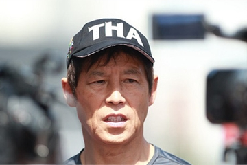 """HLV U22 Thái Lan: """"Chúng tôi đang gặp áp lực rất lớn khi đối đầu với U22 Việt Nam"""""""