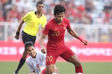 Đánh bại U22 Myanmar, U22 Indonesia chờ Việt Nam ở chung kết SEA Games 30