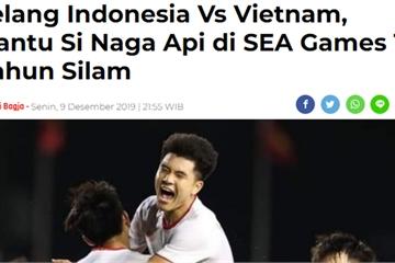 """Báo Indonesia nhắc lại quá khứ """"đáng buồn"""" 10 năm trước của bóng đá Việt Nam"""