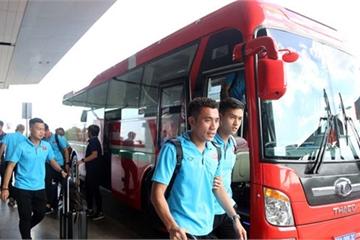 U23 Việt Nam chính thức sang Thái Lan chinh phục VCK U23 châu Á 2020