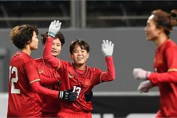 Thua Hàn Quốc, tuyển nữ Việt Nam vẫn tiến vào vòng Play-off