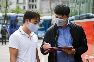 Hà Nội: Chấp hành nghiêm công tác khai báo y tế tại các bến xe