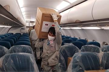 Việt Nam viện trợ Lào, Campuchia bộ xét nghiệm Covid-19 và nhiều trang thiết bị y tế