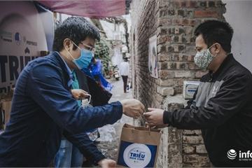 Hỗ trợ 'triệu bữa cơm' cho người nghèo vượt qua đại dịch, khởi đầu từ 'xóm chạy thận'