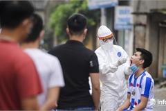 Hà Nội: Xét nghiệm Covid-19 cho 1.300 người cùng thôn bệnh nhân 266