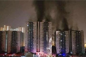 Vụ cháy kinh hoàng ở chung cư Carina 13 người chết: Hoàn tất kết luận điều tra