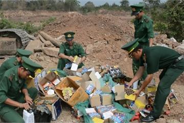 Sử dụng vật liệu nổ sẽ bị xử lý nghiêm, có thể bị phạt tù chung thân