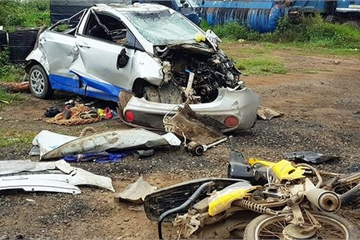 Khởi tố, tạm giam nữ tài xế taxi gây tai nạn khiến 7 người thương vong