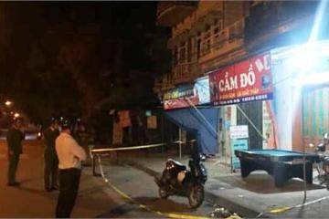 Nam Định: Tạm giữ thêm 4 đối tượng liên quan đến vụ giết người tại quán cầm đồ
