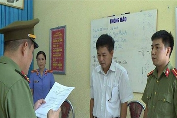 Sơn La: Tước danh hiệu Thiếu tá Công an liên quan đến gian lận điểm thi