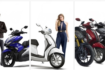 Bảng giá xe Yamaha 2019 mới nhất tháng 4