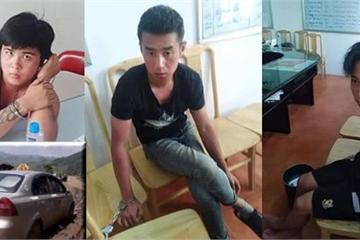 Bắt 3 đối tượng người nước ngoài nghi giết lái xe cướp taxi ở Sơn La