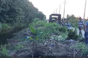 Trích xuất camera truy tìm nghi phạm sát hại người chạy xe ôm ở Bình Chánh