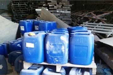 Phát hiện 2 kho hóa chất để chế ma túy do người Trung Quốc cầm đầu tại Bình Định