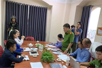 Bắt khẩn cấp Chủ tịch địa ốc Alibaba Nguyễn Thái Luyện