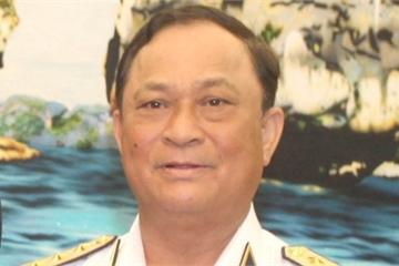Khởi tố bị can đối với Đô đốc Nguyễn Văn Hiến, cựu Thứ trưởng Bộ Quốc phòng