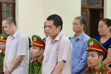Sáng nay (25/10), TAND tỉnh Hà Giang tuyên án 5 bị cáo trong vụ sửa điểm thi