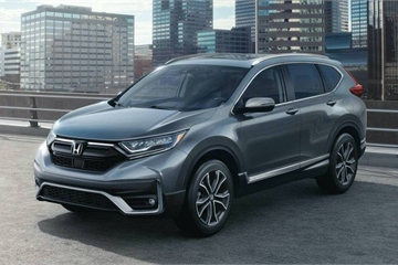 Cận cảnh Honda CR-V 2020 vừa trình làng tại Mỹ