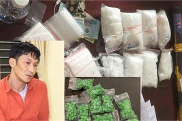 Phá đường dây buôn ma túy lớn từ TP.HCM về Lâm Đồng