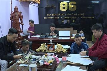 Bắc Ninh: Đánh sập đường dây đánh bạc và cá độ giao dịch gần 100 tỷ đồng