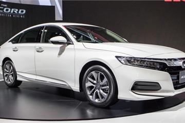 Sedan hạng D tháng 11: Camry ế ẩm, Honda Accord vượt mặt Mazda6
