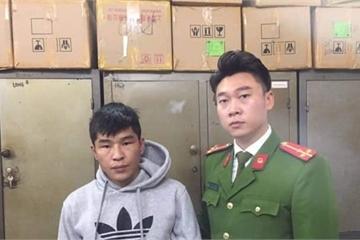 Đối tượng người Mông Cổ thực hiện hàng loạt vụ trộm cắp, móc túi ở Hà Nội