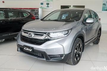 Đánh giá chi tiết xe Honda CR-V 2020 - 'gà đẻ trứng vàng' của hãng xe Nhật