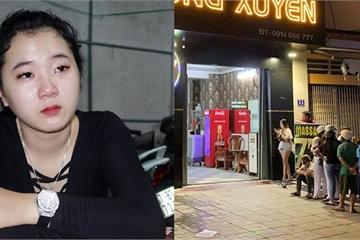 Khởi tố, bắt giam nữ tiếp viên 16 tuổi đâm chết khách ở An Giang