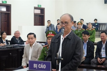 Cựu Chủ tịch Đà Nẵng khai về 'sai sót mang tính sáng tạo'