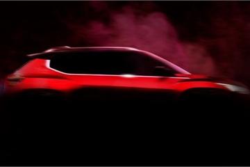 Nissan hé lộ SUV hoàn toàn mới, đối đầu Ford EcoSport
