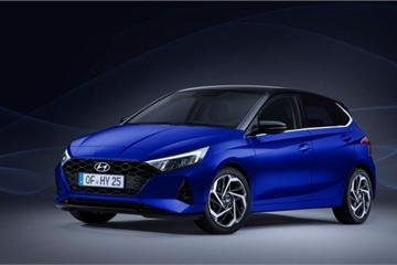 Cận cảnh thiết kế Hyundai i20 2020 sắp ra mắt