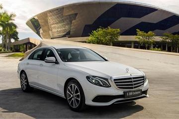 Đánh giá sơ bộ xe Mercedes-Benz E 200 Exclusive 2020
