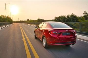 Cận cảnh Mazda 2 2020 giá từ 509 triệu đồng tại Việt Nam