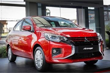 Mitsubishi Attrage 2020 và Kia Soluto 2020: Lựa chọn tối ưu với mức giá gần 500 triệu
