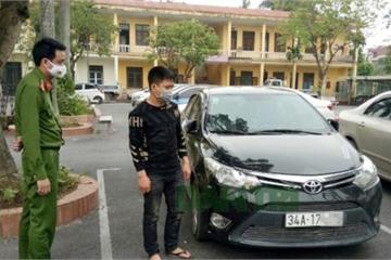 Cướp máy đo thân nhiệt của chốt chống dịch, thanh niên Hải Dương bị bắt giam