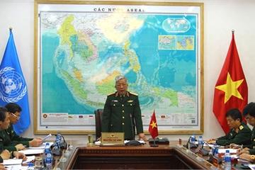 Việt Nam chuẩn bị cử hàng trăm 'sứ giả' tham gia giữ gìn hòa bình LHQ