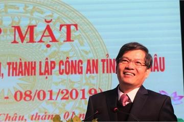 Chủ tịch Lai Châu về làm Phó Bí thư Đảng ủy khối các cơ quan TƯ