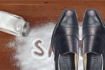 Để giày thơm tho